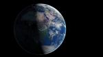 Afrique vue de l'espace